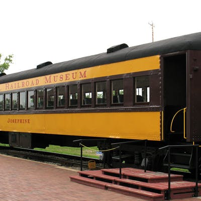 National Railroad Museum >> About Us National Railroad Museum