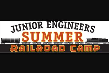 Summer Railroad Camp Junior Engineer