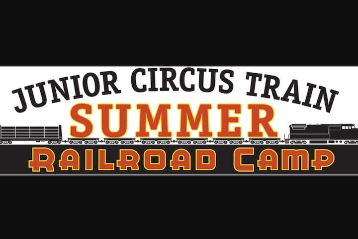 Summer Railroad Camp Junior Circus Train