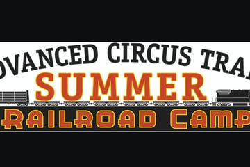 Summer Railroad Camp Advanced Circus Train