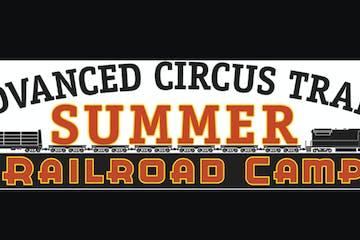 Summer Railroad Camp Advanced Circus Train