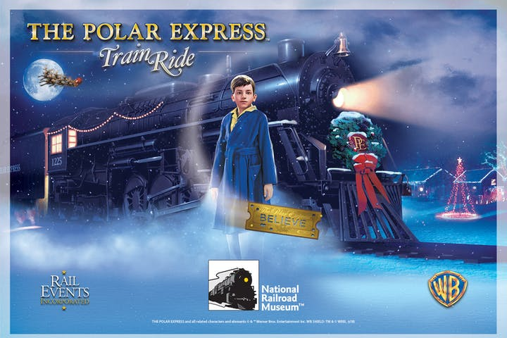 Christmas Train Wisconsin 2019 Polar Express Train   Green Bay, WI | National Railroad Museum