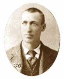 an old photo of Casey Jones