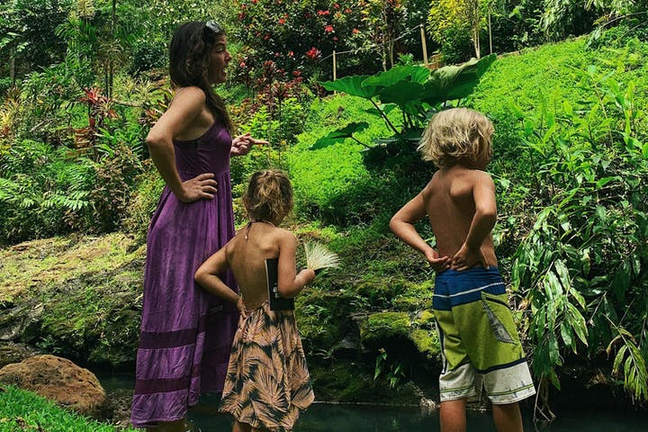 Tropical Garden & Hawaiian Culture Exploration