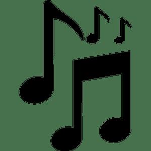 Icono Notas Musicales