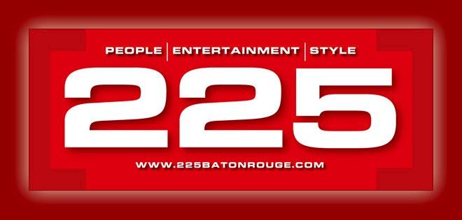 225 Baton Rouge Logo