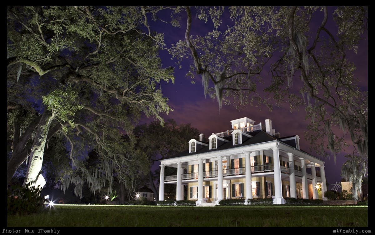 Haunted Plantation Tours
