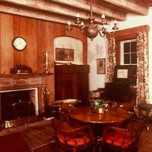 Interior of Houmas Mansion