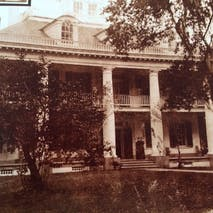 Houmas Mansion early 1900s
