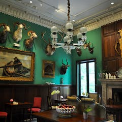 Carriage House Mens Parlor