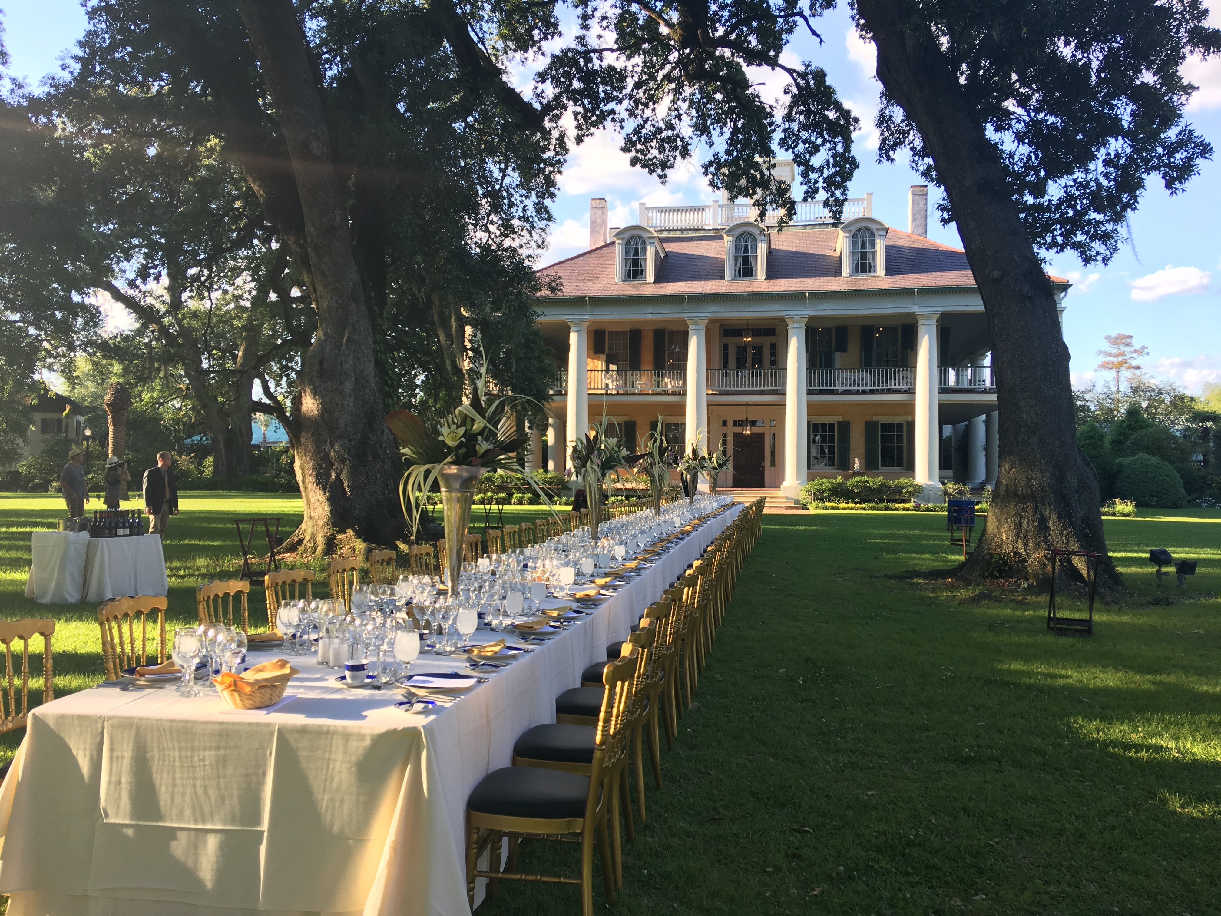 Houmas House Wine Dinner