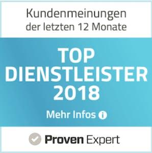 Top Dienstleister 2018-Logo