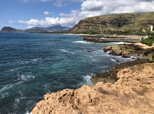 hawaiis rugged coastline