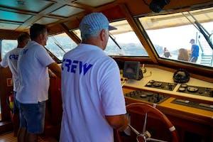 equipaggio blue Ocean