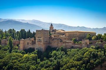 alhambra complex