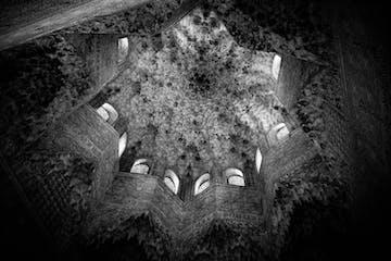 inner view of alhambra