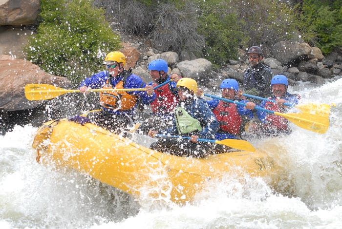 Independent Whitewater | Browns Canyon, Numbers, Royal Gorge
