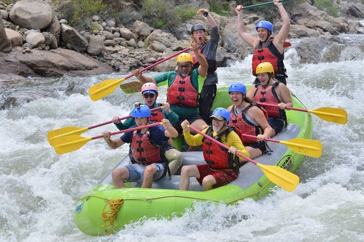 Rafting Guide Classes | Independent Whitewater