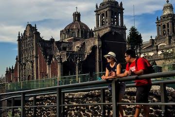 Hidden Mexico City