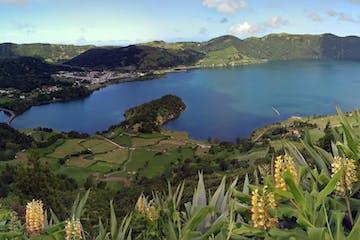 Views of Sete Cidades