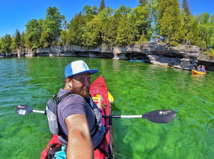 Paddle Board | Cave Point Paddle & Peddle