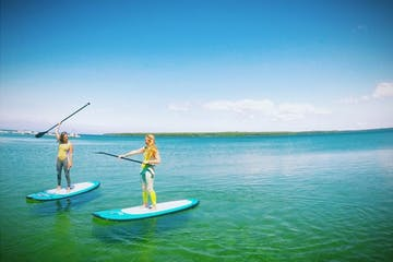 paddleboard | Cave Point Paddle & Peddle