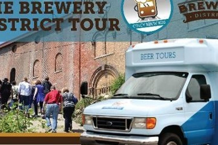 Underground Tunnel Brewery District And Craft Beer Tasting