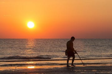metal detector rental nh