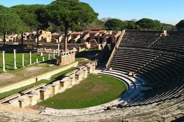 Ancient Ostia: Roman Pompeii
