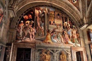Vatican Musem Paintings