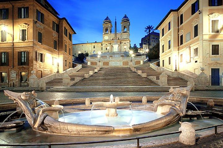 Piazza Spagna, Spanish Steps, Rome