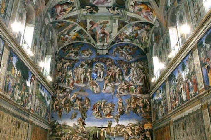 Capilla Sistina, Vatican
