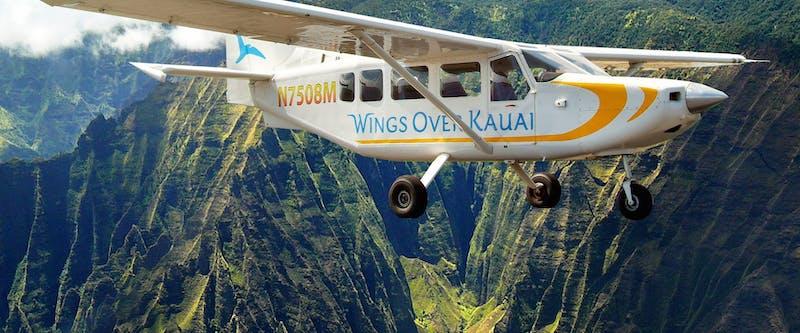 Kauai Airplane Tours   Wings over Kauai