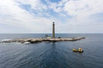 Boon Island Lighthouse - seen on New England EcoAdventures