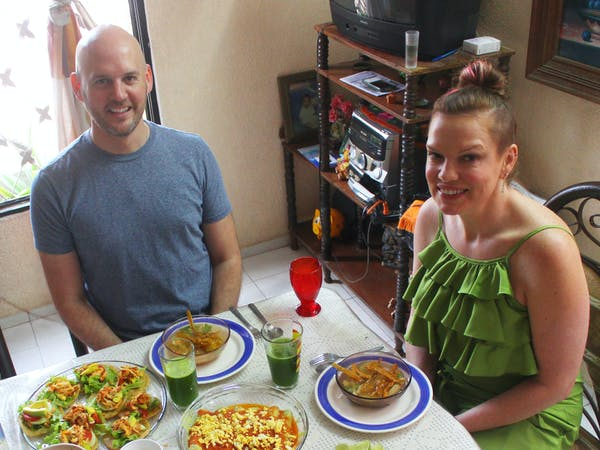 Home Cooking Tour in Merida