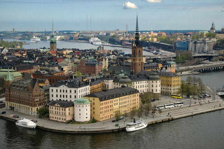 Private Tour: Best of Stockholm 3h city walk - Stockholm Highlights Image 1