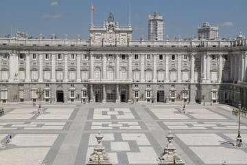 Madrid's Royal Palace