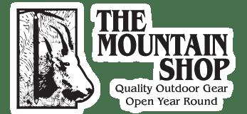 The Mountain Shop logo