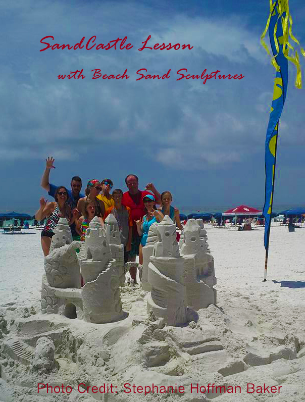 SandCastle Lessons - A Whole Family Experience