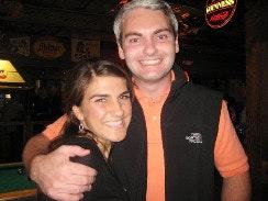 Theresa & Kelly of River City Run