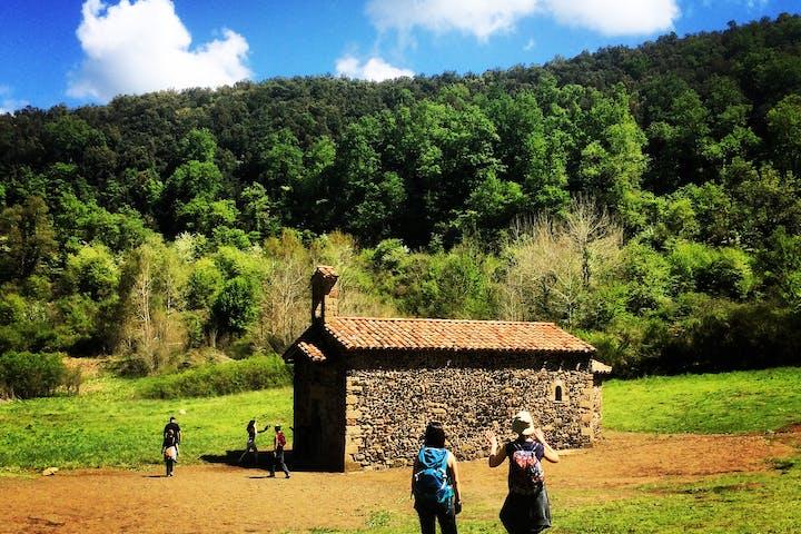 Hiking in La Garrotxa, Catalonia