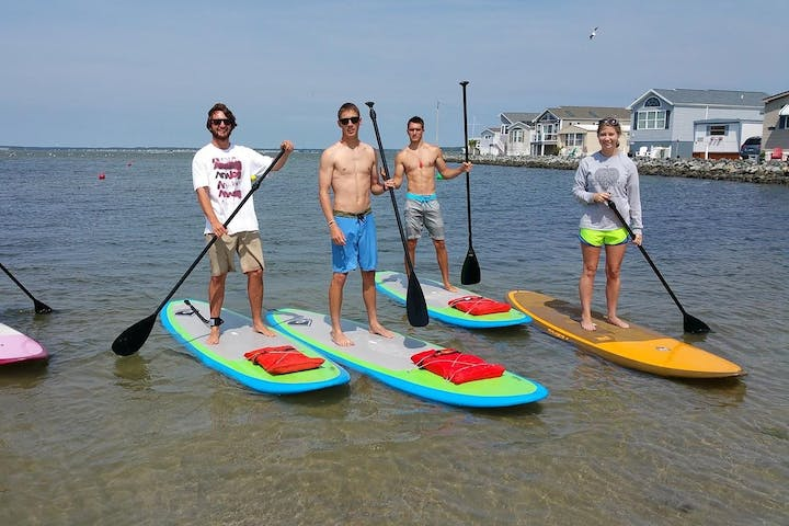 Stand Up Paddleboards >> Stand Up Paddle Board Rental Ocean City Md Odyssea Watersports
