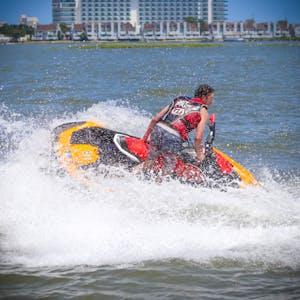 On the water fun
