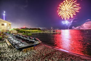 Ocean City Fourth of July fireworks