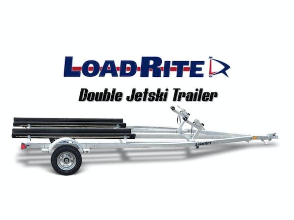 Double Loard Rite Jetski Trailer