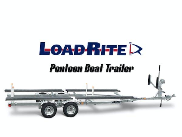 Load Rite Pontoon Trailer