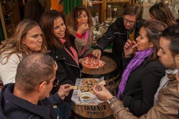 Lisbon food tour tasting by Taste of Lisboa