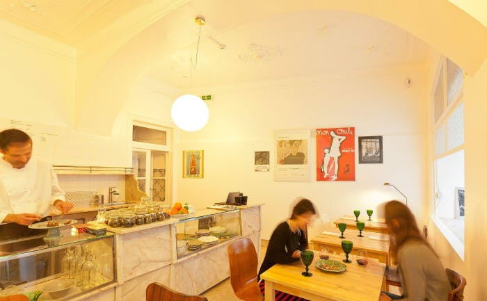 Leopold Restaurant in Lisbon