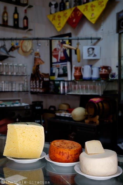 Emanuele Siracusa cheese