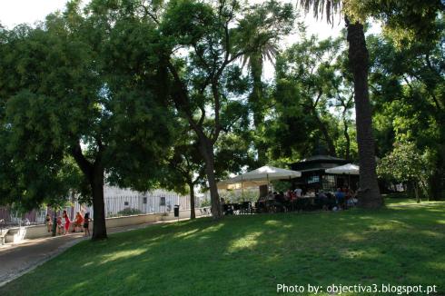 Garden Botto Machado Lisbon